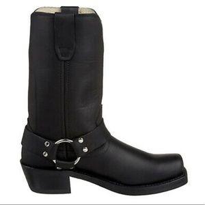 Durango Women's Harness Western Boot Square Toe